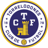 Escudo Club de fútbol Torrelodones
