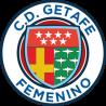 Escudo C.D. Getafe Femenino