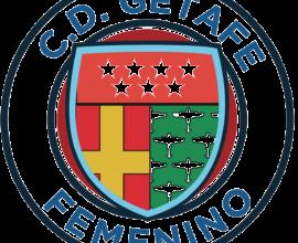 Logo C.D. Getafe Femenino